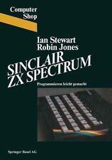 Computer Shop: Sinclair ZX Spectrum : Programmieren Leichtgemacht by STEWART...