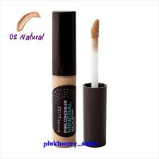 New Maybelline Pure Cover Mineral Concealer Smooth Healthy #02 Natural ( 5.5 ml)