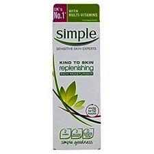 Simple Replenishing Rich Moisturiser Kind to Skin - 125 ml