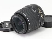 Nikon AF-S DX SWM NIKKOR 18-55mm f/3.5-5.6 G II ED DSRL Camera Lens - MINT!