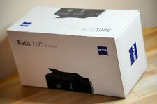 Box for ZEISS Batis 25mm F/2.0 Lens [BOX ONLY]