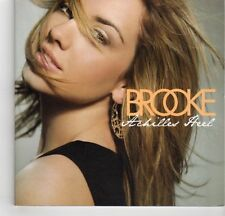 (GH630) Brooke, Achilles Heel - 2009 DJ CD