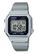 Casio Vintage Watch * B650WD-1A Digital Silver Steel Ivanandsophia COD PayPal