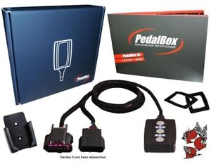 Peugeot 206+ 208 DTE SYSTEMS Pedalbox 3S 10433748 Gaspedaltuning Chiptuning