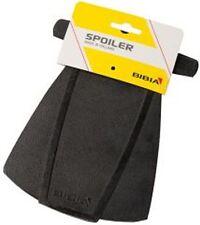 Schmutzfänger breit schwarz für Fahrrad Schutzblech Montage BIBIA TOURING  25905