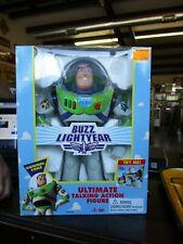 "VINTAGE THINKWAY 12"" BUZZ LIGHTYEAR SEALED BOX MISB TOY STORY"