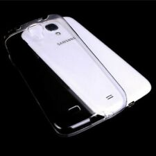 Samsung Galaxy S4 Clear Silicone Case / Screen Protector / In-Car Charger - A