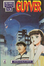 manga STAR COMICS GUYVER numero 13
