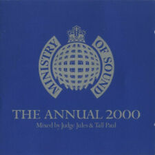 The Annual 2000 - Various / 2 CD UK NM - Ministry Of Sound