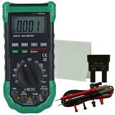 MASTECH MS8268 Digital Multimeter Capacitance Test AC DC Voltage Auto/ Manual