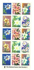1994 Easter Seal stamps Sheet of 15