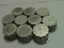 X100 Huge Lot of 10 Pruta (Prutah) old Israel lira scalloped  Aluminum Coins