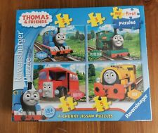 Thomas and Friends Ravensburger My First Puzzles new 18 months+ 2,3,4,5 pieces