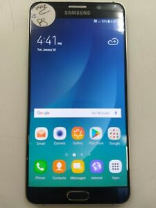 Samsung Galaxy Note 5 N920W8 Unlocked 32GB Check IMEI Fair Condition IP-461