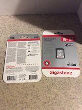Gigastone SDHC -1 Class 10 8 GB