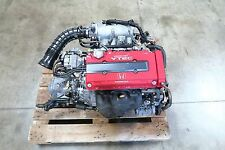 JDM 98-01 Honda Acura Integra Type R B18C 1.8L DOHC VTEC Engine LSD Trans ECU