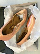 NIB! Freed of London Ballroom Eternity Dance Shoe Women US Size 5 Flesh Color
