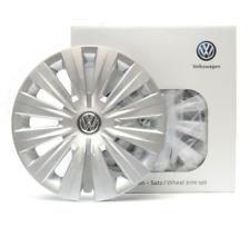 Genuine VW Golf 13-17> Jetta 15-18 LHD-RHD 1 Set Of Wheel Trims 5G0071455YTI