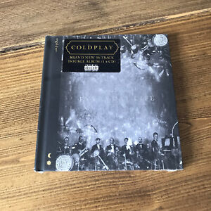 Everyday Life by Coldplay (2019, Audio CD) Brand NEW Sealed Digipack Gift Idea