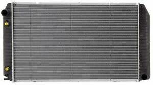 New Direct Fit Radiator 100% Leak Tested For 1996-94 Gm Truck C&k 15