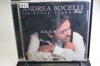 Andrea Bocelli - Aria - The Opera Album, 1998 ,Music CD (NEW)