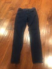 J BRAND Women's MARIA High Rise Jegging Skinny Stretch Jeans Dark Wash 27 x 29