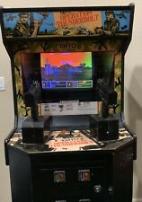 Operation Thunderbolt Arcade Machine by Taito