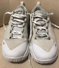 Under Armour Curry Low Chef Sneaker White/Silver - Size 5Y 1275082-100