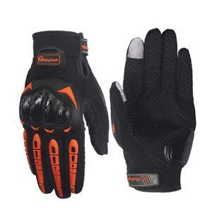 Guantes Para Pantalla Táctil Celular de Motocicleta Bicicleta y Moto Motocross