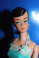 European Vintage Barbie Swirl Ponytail