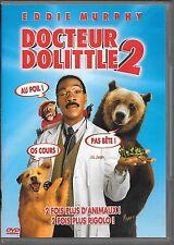 DVD ZONE 2--DOCTEUR DOLITTLE 2--EDDIE MURPHY