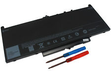 55WH J60J5 Battery for Dell Latitude E7270 E7470 MC34Y 0MC34Y 242WD R1V85