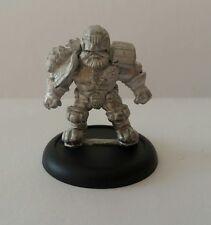 Warhammer 40K Necromunda Dwarf for Judge Dredd Miniatures Game Ltd Ed