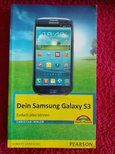 Dein Samsung Galaxy S3- Inhalt siehe 4 Fotos