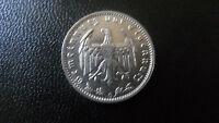 Superb 1934G German Reichsmark.