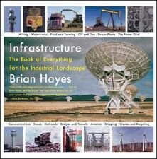 Infrastructure : A Field Guide to the Industrial Landscape by Brian Hayes (2006,