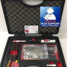 Kit De Reparación De Parachoques-Kit de soldadura de plástico-Incluye Varilla De Poliuretano Fiberflex &