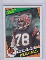 1984 ANTHONY MUNOZ TOPPS PRO BOWL #45