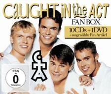 Caught In The Act-Fan Box.10CD+DVD von Caught in the Act (2016)