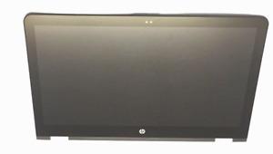"""HP ENVY X360 15-AQ160Sa 15.6"""" FHD LED LCD Touch Screen Display Assembly Black"""