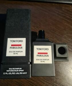 Tom Ford Fabulous Eau De Parfum Fragrance EDP Spray 1.7 fl. oz / 50 ml PRE-OWNED
