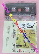 MC GENESIS Nursery cryme 1985 italy VIRGIN CHCK 7022 COLLINS no cd lp dvd vhs