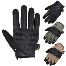 Tactical Mechanic Wear Safety Gloves Men Heavy Duty Work Security Police Builder