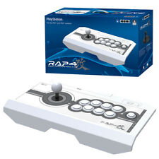 HORI Real Arcade Pro 4 Kai Arcade Stick for PS4 / PS3 White NEW