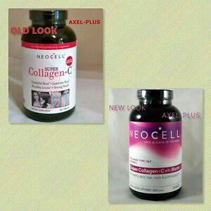 NeoCell Super Collagen + C  360 ct. NEW!