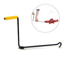 Car Steel Heavy Wind Tire Wheel Jack Lug Wrench Tool Crank Scissor Speed Handle