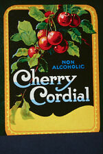 755046 Cherry Cordial A4 Photo Print
