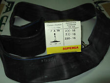 CAMERA D'ARIA PIRELLI SUPERGA    2 14-16   2 12 -16 2.50-16