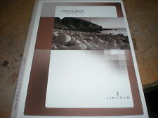 2005 lincoln navigator manual