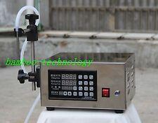 AUTOMATIC LIQUID FILLING MACHINE QUANTITATIVE NUMERICAL CONTROL 220V/110V NEW